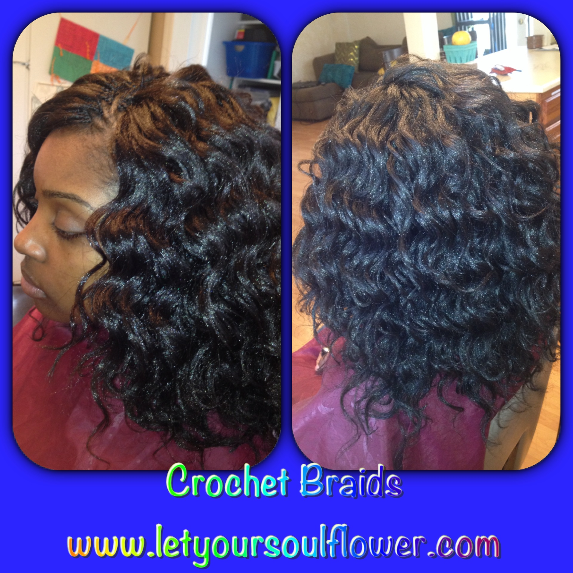 Crochet Hair Greensboro : Crochet Braids