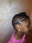 Childrens Natural Hair Style