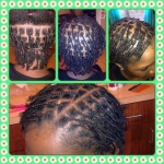 Mini Braids - Box Braids