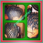 Protective Style - Natural Hair