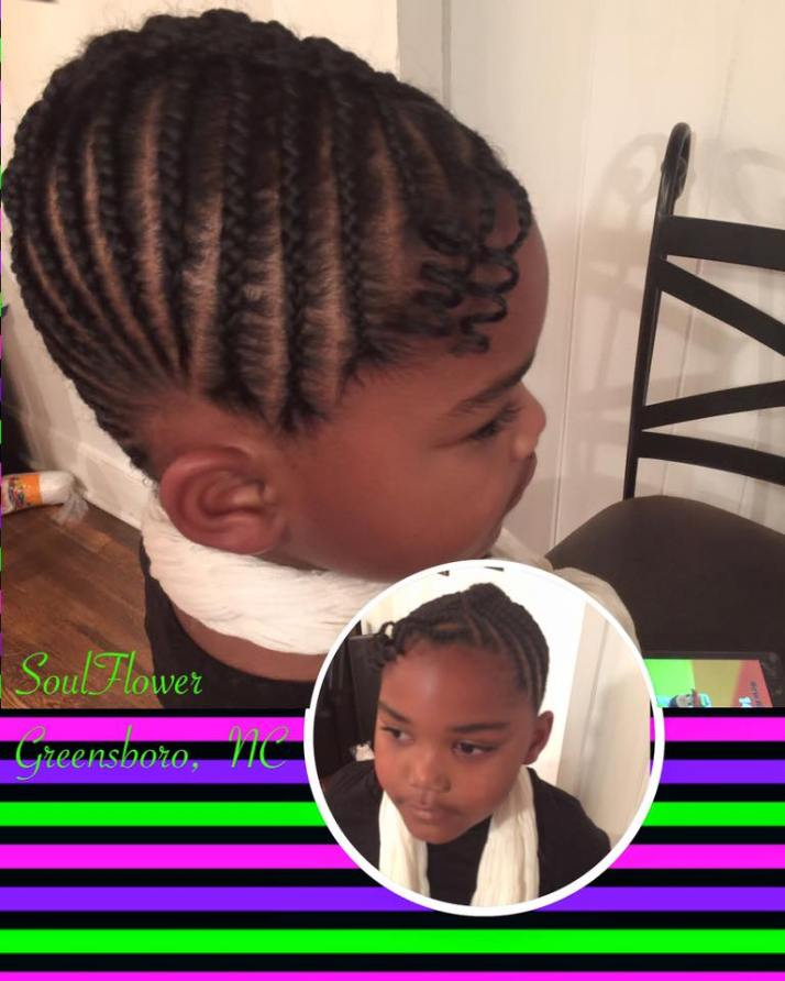 Natural Hair Children