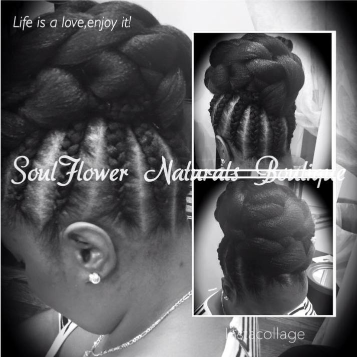 Specialty Style updo